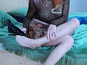 Salome pantyhose loving sweetie