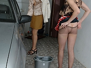 Emma&Alice loving their pantyhose