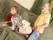 Annabel&Leopold cool pantyhose couple