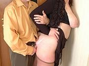 Leonora&Danil nasty pantyhose couple
