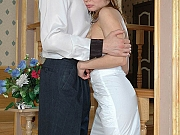 Alice&Mike naughty pantyhose couple