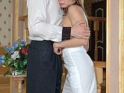 Alice&Mike naughty pantyhose couple