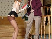 Alice&Mike dedicated pantyhose couple