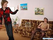 Randolph&George pantyhose loving gays