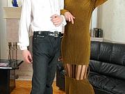 Malcolm&Morgan pantyhose wearing homos