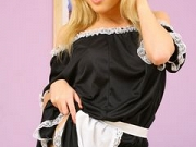 Only Tease – Tindra in her french maid uniform