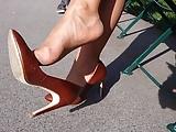 Feet in Nylon - Video 8