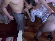 Crystal&Rolf naughty pantyhose video