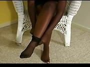 Ebony girdle queen