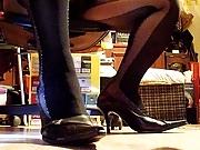 Sexy Black Pantyhose Ilona by Alladino