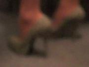 Leopard High Heels !