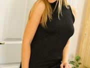 Only Tease–Naomi's Sexy Little Black Dress