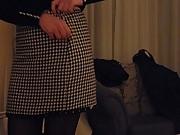 Strip in girdle