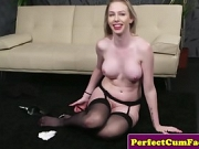 Young bigtitted cocksucking beauty cleansup facial cumload