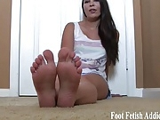 You will love sucking our sweet little toes