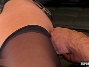 Hot shemale hardcore anal and cumshot u1