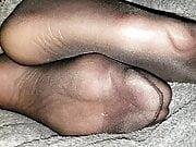 Nylon soles