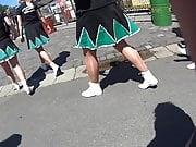 Glanzstrumpfhose shiny pantyhose