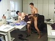Daniele German Big Tits Secretary