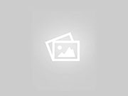 Busty blonde MILF takes his juicy cumshot in her mouth