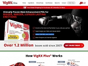 VigRX Plus Erectile Dysfunction Pills