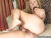 An older woman means fun part 316
