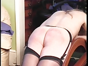 Your Wife gave me her pantyhose